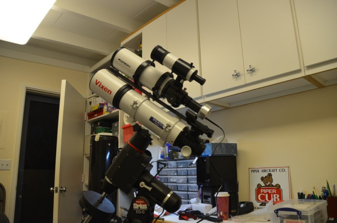 My Mobile Observatory