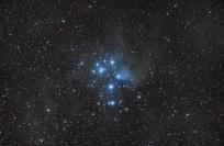 M45 dust