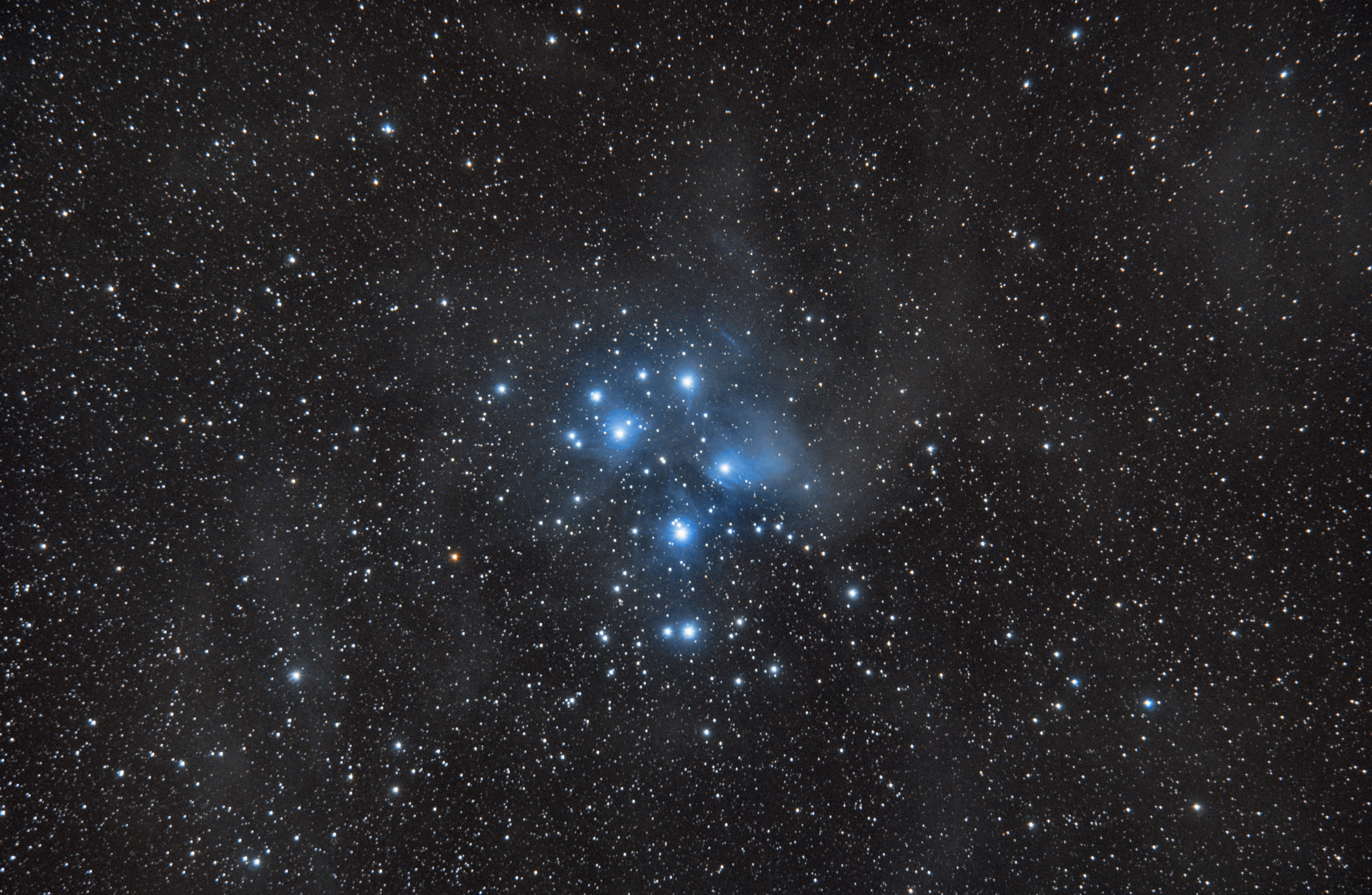 M45- The Pleiades